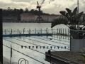 Views from Andrew Boy Charlton Pool in Woolloomooloo