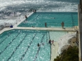 Two pools together at Bondi Icebergs