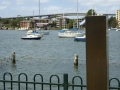 Harbour baths in Chiswick NSW