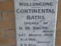 Continental Baths, Wollongong