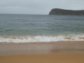 High tide at Copacabana Rock Pool