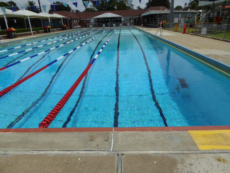 Enfield Aquatic Centre Enfield Nsw 2136