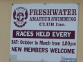 Freshwater Amateur Swimming Club at Freshwater Rock Pool