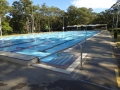 Olympic pool at Glenbrook Swim Centre