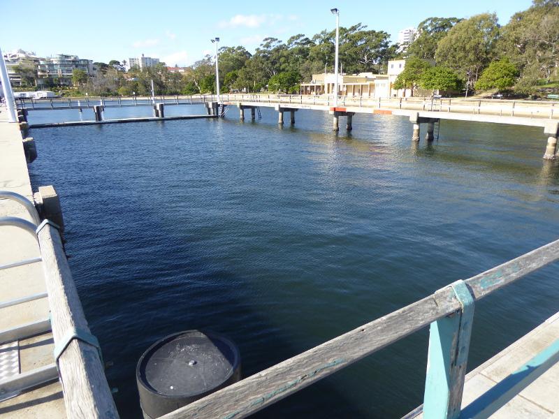 Gunnamatta Bay Baths - Cronulla, NSW 2229