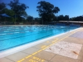 50m pool at Hawkesbury Oasis Aquatic Centre in South Windsor