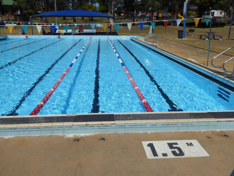 Helensburgh Memorial Pool Nsw 2508