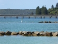 Kurnell Baths at Silver Beach on Botany Bay