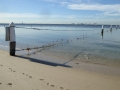 Low tide at Kyeemagh Baths