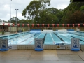 Olympic Pool in Lane Cove