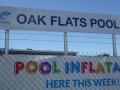 Outside Oak Flats Pool
