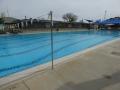 Olympic pool at Parkes Aquatic Centre