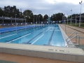 Olympic Pool at Parramatta War Memorial Swimming Centre