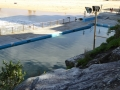 Queenscliff Rock Pool from on high