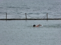 Swimming in Shelly Beach Rock Pool in Cronulla