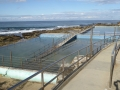 Wading and paddling pools at The Entrance Ocean Baths