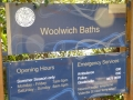 Opening hours for Woolwich Baths