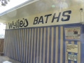 Way in to Wylie's Baths at Coogee