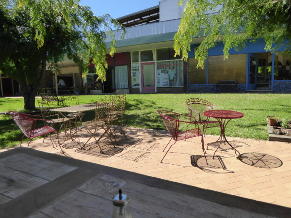 Red Kitchen Café in Port Kembla