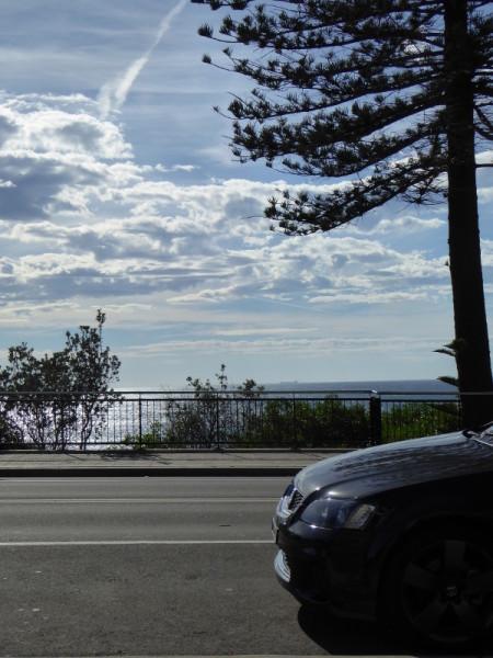 Views from Aqua or Blu Orange