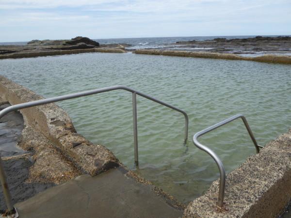 Werri Beach Rock Pool