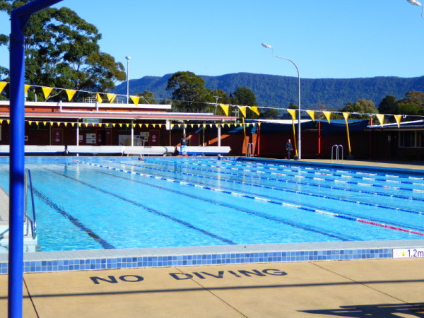Dapto Olympic Pool