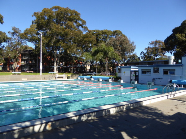 Caringbah Leisure Centre pool