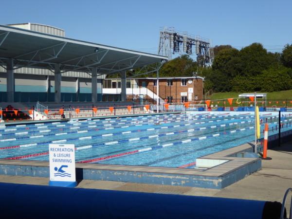 Ashfield Municipal Pools