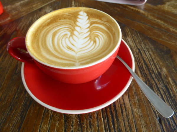 Best coffee in Manly at Foundry 53