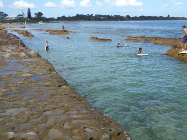 Currarong Rock Pool