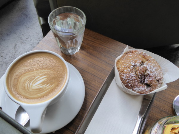 Ooomph for coffee in East Gosford