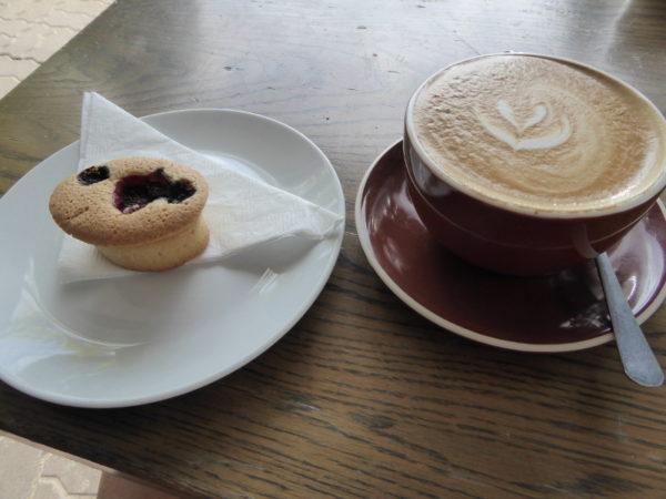 Coffee near Pickering Point Baths