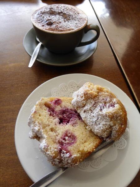 Cuppaz Cafe in Eden
