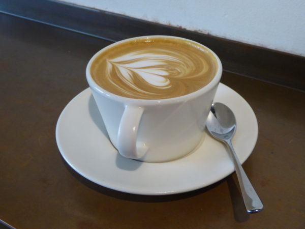 Coffee in Lane Cove at Story Espresso