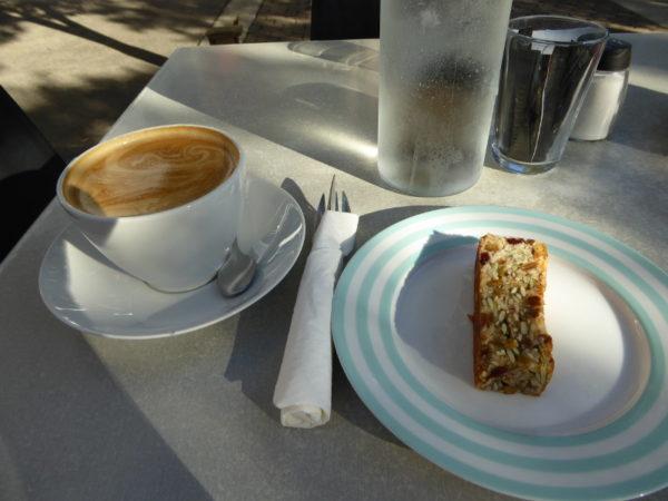 Green Olive Café in Little Bay