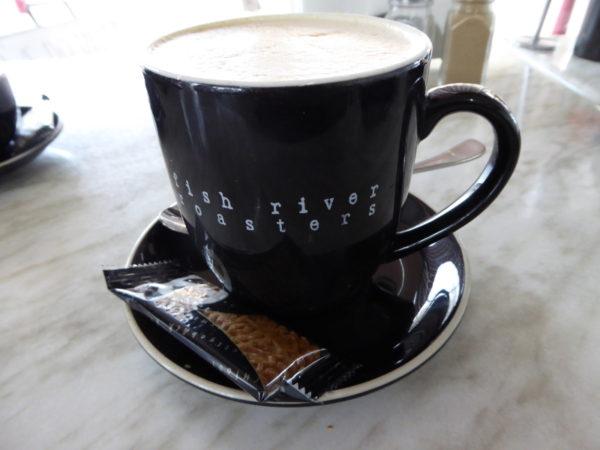 Coffee in Parkes