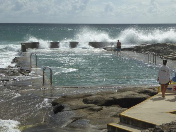 Yamba Rock Pool