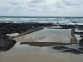 Children's Pool on Shelly Beach in East Ballina