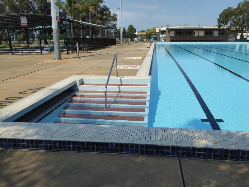 Berkeley Swimming Centre Illawarra Nsw 2506