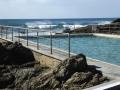 Black Head Ocean Baths near Hallidays Point