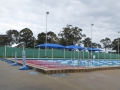 Olympic pool in Bomaderry