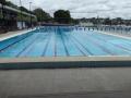 Olympic pool at Cabarita Swimming Centre