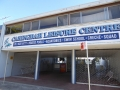 Entrance to Caringbah Leisure Centre