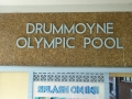 Entrance to Drummoyne Olympic Pool