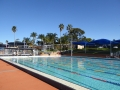 Olympic pool in Engadine