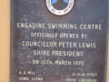 Engadine Leisure Centre opened in 1975