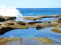Figure of Eight Pool in the Royal National Park
