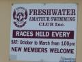 Freshwater Amateur Swimming Club at Freshwater Rock Pool