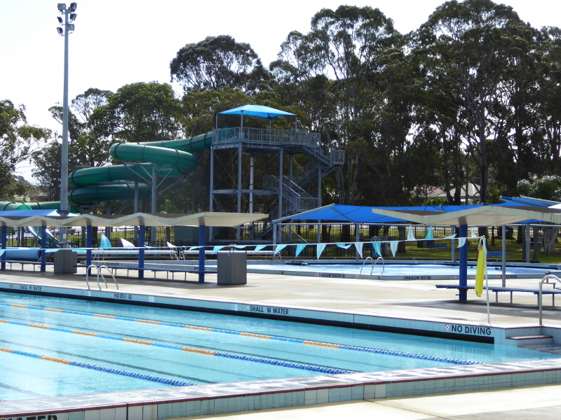lambton swimming centre in newcastle western suburbs cool swimming pools with slides23 pools