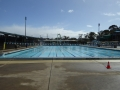 Lambton Swimming Centre in Newcastle western suburbs